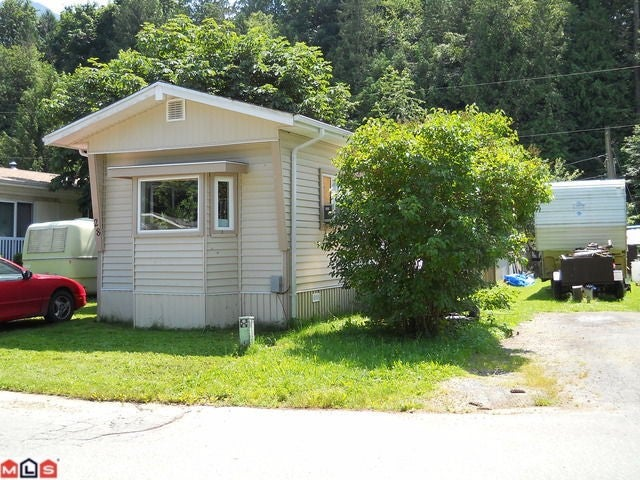 # 28 3942 COLUMBIA VALLEY RD - Columbia Valley Manufactured for sale, 2 Bedrooms (H1202960) #2