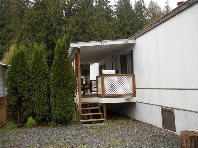 # 122 3942 COLUMBIA VALLEY RD - Cultus Lake Manufactured for sale, 2 Bedrooms (H1304238) #4
