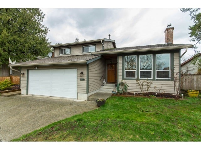 3715 HARWOOD CRESCENT - Central Abbotsford House/Single Family for sale, 3 Bedrooms (R2040639) #1