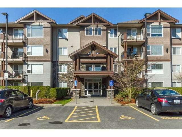 312 2581 LANGDON STREET - Abbotsford West Apartment/Condo for sale, 2 Bedrooms (R2206249) #1